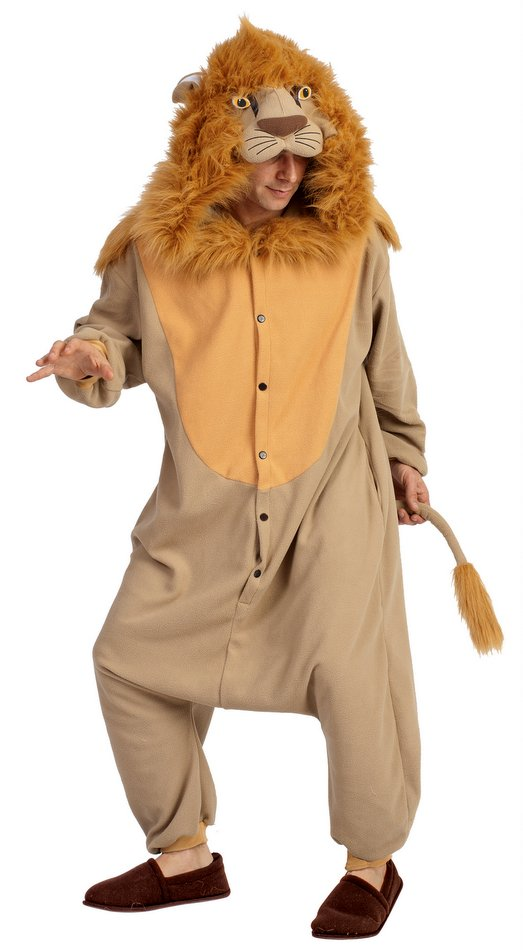 Adult Lee the Lion Funsies Costume - Candy Apple Costumes ...