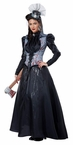 Adult Lizzie Borden Victorian Lady Costume