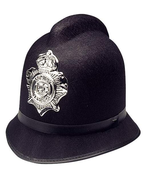 Adult London Bobby Police Hat  sc 1 st  Candy Apple Costumes & Adult London Bobby Police Hat - Candy Apple Costumes - Steampunk ...