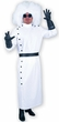 Adult Mad Scientist Costume With Gloves