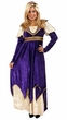 Adult Maiden of Verona Costume, Size Large