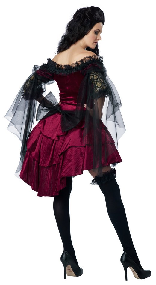 3c0187f31d84a Plus Size Adult Mysterious Masquerade Costume · Plus Size Adult Mysterious  Masquerade Costume