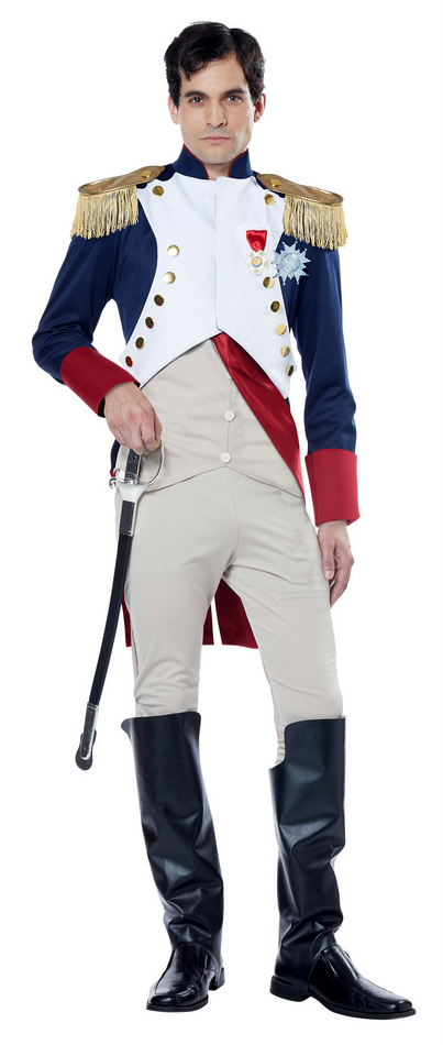 Adult Napoleon French Emperor Costume - Candy Apple ...