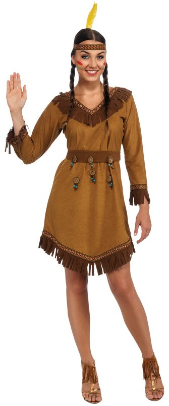 Adult Native American Woman Costume Candy Apple Costumes Pop Culture