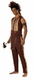 Adult Noble Warrior Indian Costume