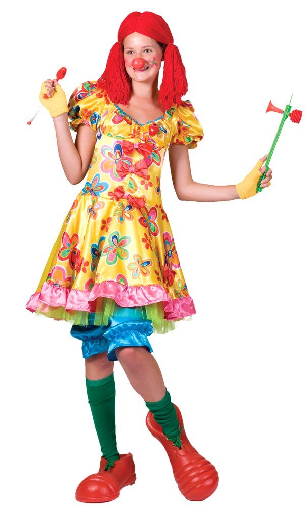 Adult Oops-a-Daisy Clown Costume  sc 1 st  Candy Apple Costumes & Adult Oops-a-Daisy Clown Costume - Candy Apple Costumes - Circus ...