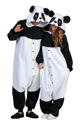 Adult Parker the Panda Funsies Costume  sc 1 st  Candy Apple Costumes & Adult Parker the Panda Funsies Costume - Candy Apple Costumes ...