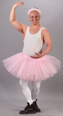 Pink Ballerina TuTu Adult Sizes - CandyAppleCostumes