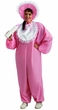 Adult Plus Size Baby Girl Costume