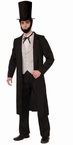Adult Plus Size Deluxe Abraham Lincoln Costume