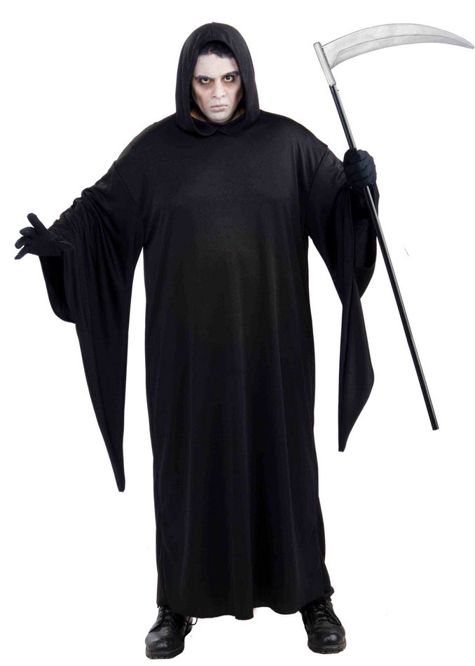 Plus Size XXXL Grim Reaper Costume  sc 1 st  Candy Apple Costumes & Plus Size XXXL Grim Reaper Costume - Candy Apple Costumes