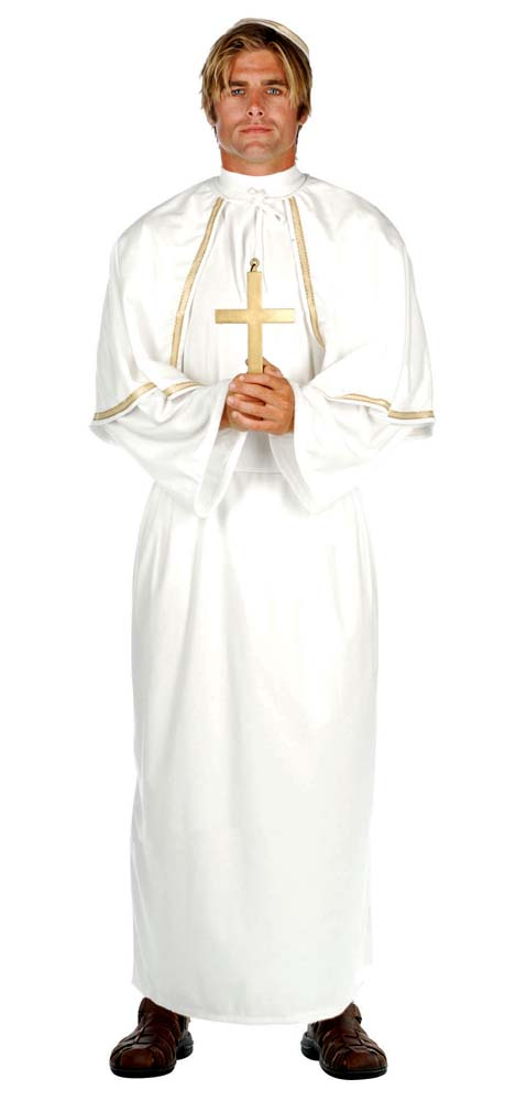 Adult Pope Costume  sc 1 st  Candy Apple Costumes & Adult Pope Costume - Candy Apple Costumes - Greek u0026 Roman Costumes