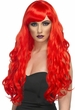 Adult Red Desire Wig