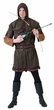 Adult Rowdy Robin Hood Medieval Costume