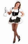 Adult Sexy Fifi la French Maid Costume
