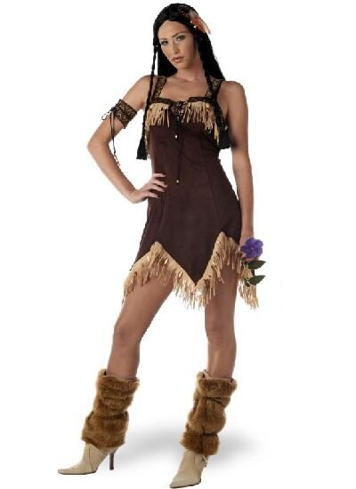 Adult Sexy Indian Princess Costume  sc 1 st  Candy Apple Costumes : indian princess adult costume  - Germanpascual.Com