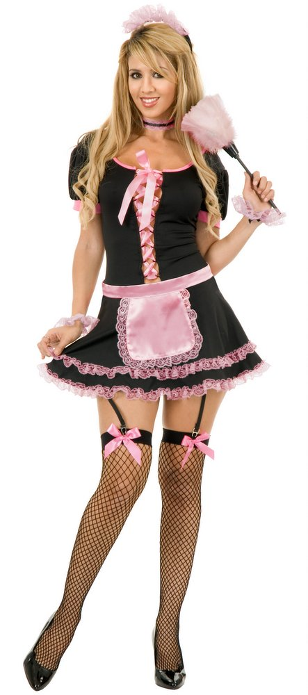Adult Sexy Midnight Maid Costume  sc 1 st  Candy Apple Costumes & Adult Sexy Midnight Maid Costume - Candy Apple Costumes - See All ...