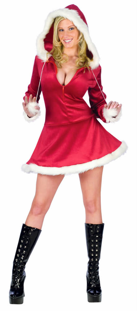 8870df183c5 Adult Sexy Mrs. Santa Costume - Candy Apple Costumes - Christmas ...