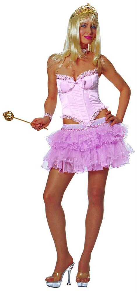 1e62a07939df Adult Sexy Pink Fairy Tale Costume - Candy Apple Costumes - Sale