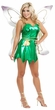 Women's Tinker Bell Pixie Costume