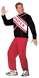 Adult Spartan Cheerleader Craig Costume, Size M/L