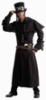 Adult Steampunk Duster Coat Costume, Size M/L