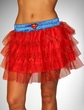 Adult Supergirl Petticoat Skirt