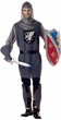 Adult Valiant Knight Costume, Size Large