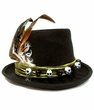 Adult Witch Doctor Top Hat