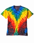 Adult Woodstock Tie Dye Tee Shirt