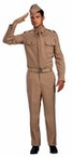 Adult WWII Private Soldier Costume