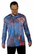 Adult Zombie Photo Real Shirt, Size M/L