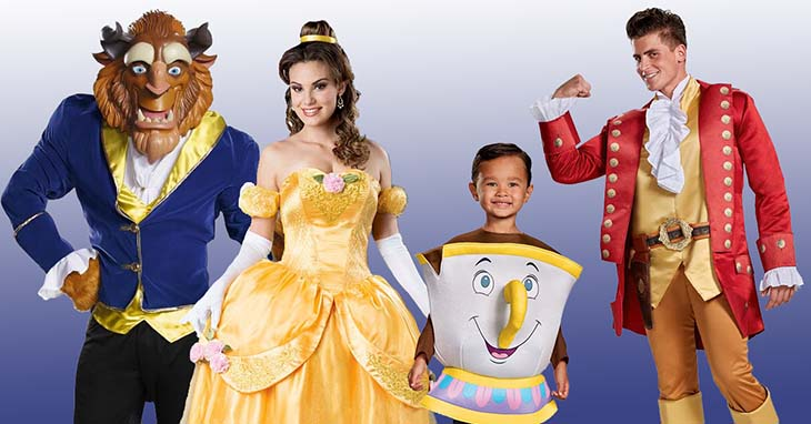 Beauty and the Beast Costumes  sc 1 st  Candy Apple Costumes : beauty beast costume  - Germanpascual.Com