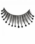 Black Beaded Eyelashes