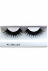 Black Flutter Eyelashes