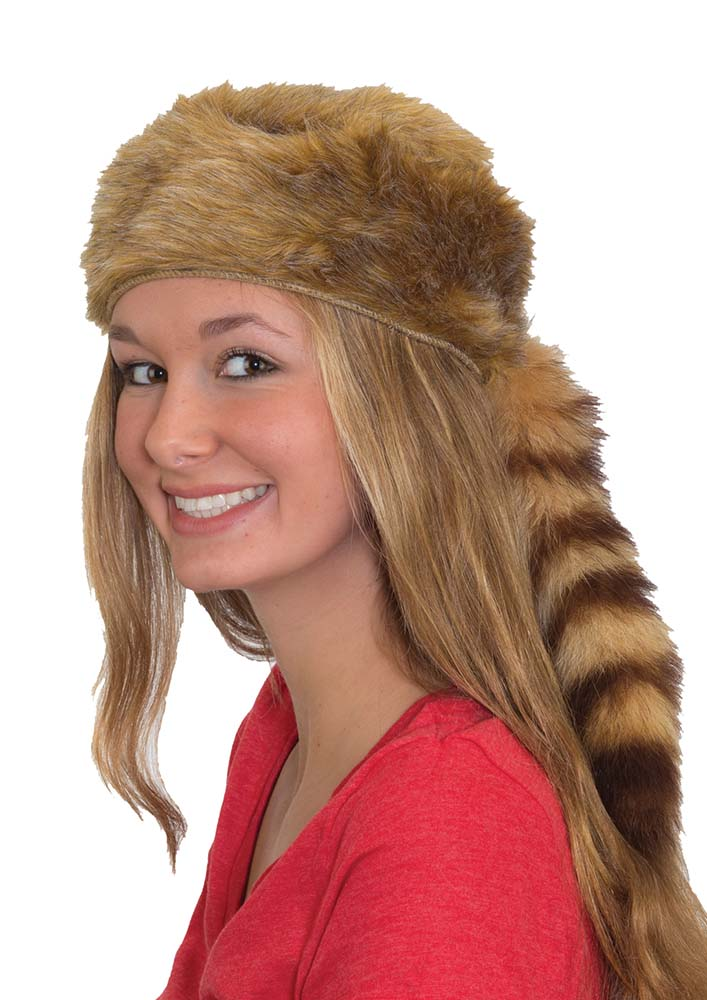 92c060af3be Coon Skin Hat - Adult and Child Sizes