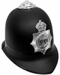 Child London Bobby Police Hat