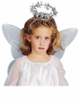 Child's Angel Wings and Tinsel Halo