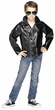 Child's Black 50s Rock 'N' Roll Jacket