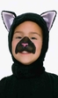 Child's Black Cat Costume Kit
