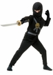 Child's Black Ninja Avenger Costume