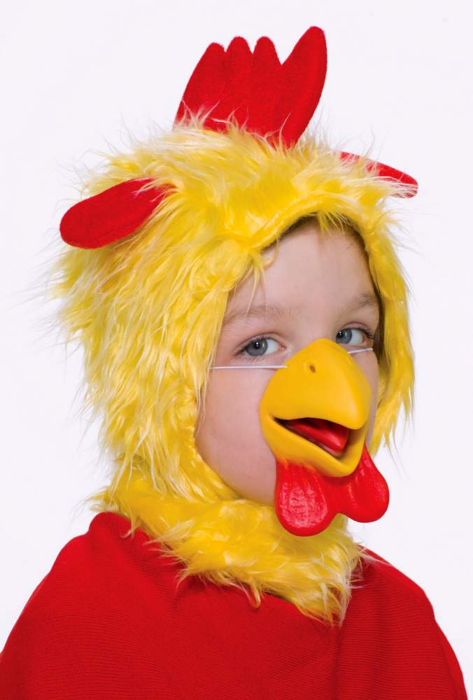 Child s Chicken Costume Kit - Candy Apple Costumes - Animal Costumes 36e52ac3669