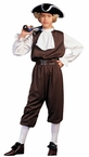 Child's Colonial Boy Costume