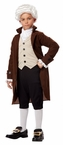 Child's Colonial Man Costume