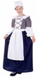 Child's Colonial Peasant Girl Costume