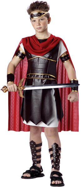 Childu0027s Deluxe Gladiator Costume  sc 1 st  Candy Apple Costumes & Childu0027s Deluxe Gladiator Costume - Candy Apple Costumes - Greek ...