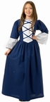 Child's Deluxe Martha Washington Costume