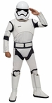 Child's Deluxe Stormtrooper Costume - Star Wars The Force Awakens