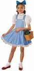Child's Deluxe Wizard of Oz Dorothy Costume