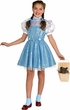 Toddler Deluxe Wizard of Oz Sequin Dorothy Costume